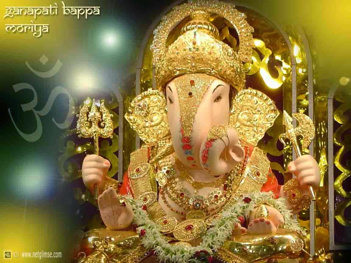 Shree ganesham - Shri ganesh hd photo ...