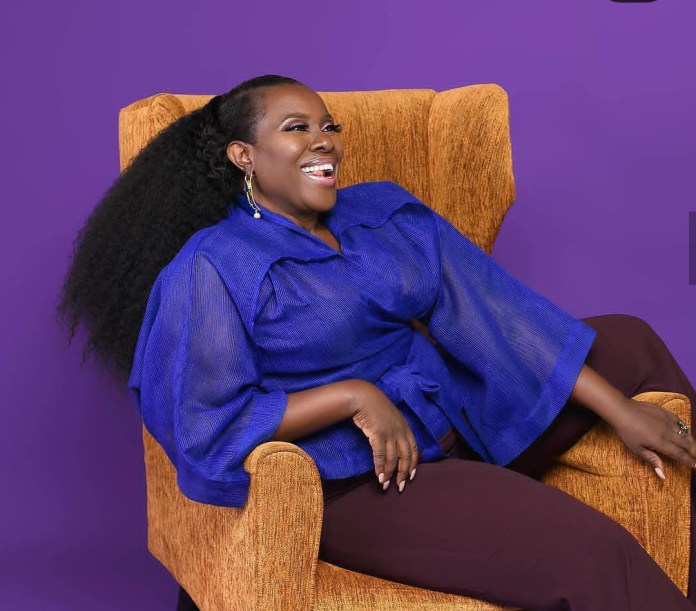 Joke Silva dazzles in new photos as she graces the cover of Genevieve Magazine