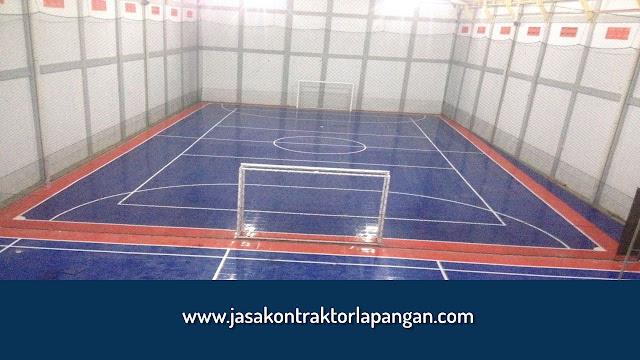 Jasa Pemasangan Lapangan Futsal