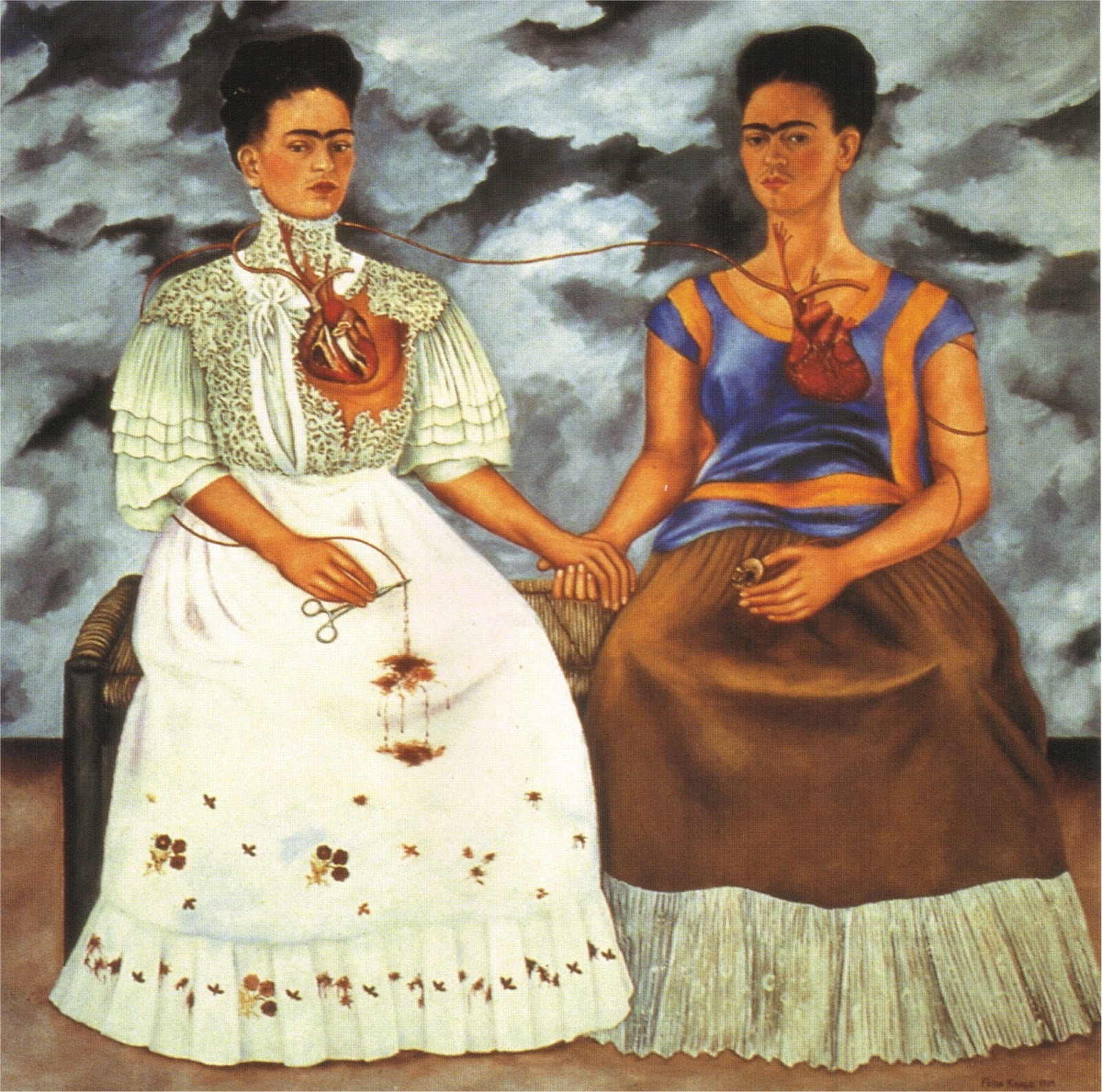5 reasons why frida kahlo is a bad ass aesthetically. Black Bedroom Furniture Sets. Home Design Ideas
