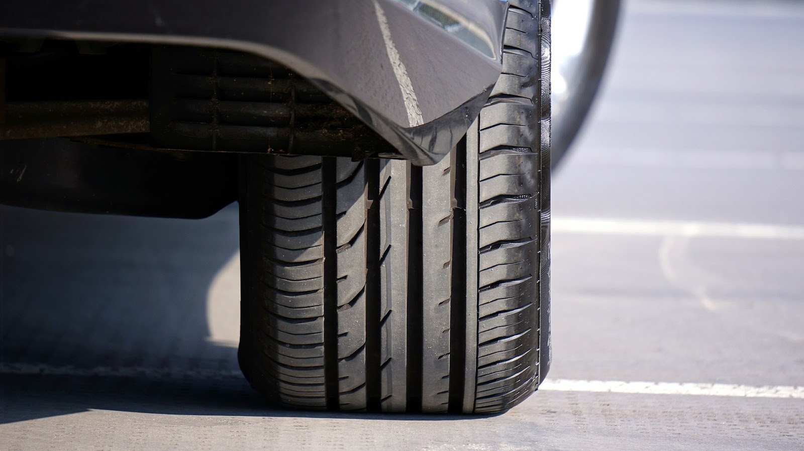 Why tyres are the most important thing on your car