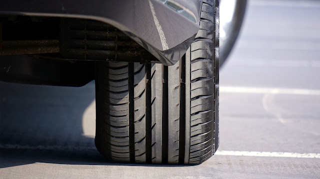 Why tyres are the most important thing on your car.