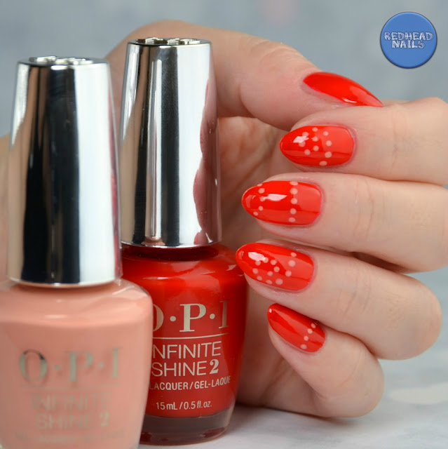 "OPI Infinite Shine ""To The Mouse House We Go!"""