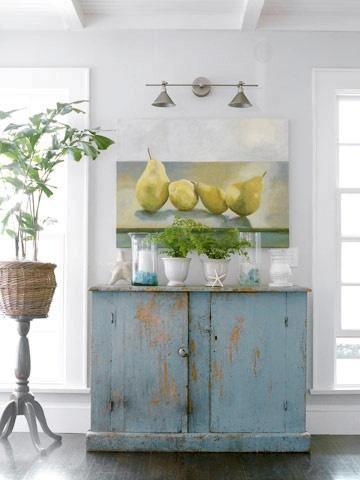 Jill Rosenwald : the old blog: Living Room Gray Paint