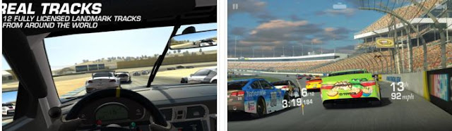 Real Racing  v4.1.6 APK+DATA (Mega MOD)