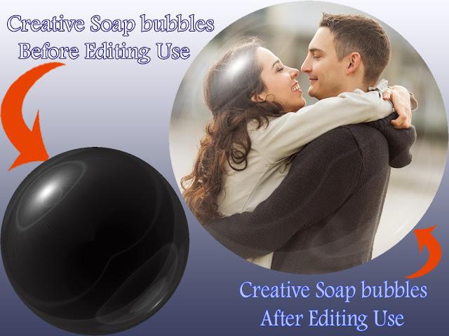 Creative Soap bubbles Photoshop Cs6 Tutorial