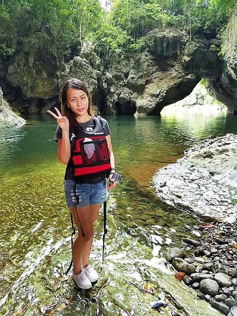 sohoton cave and natural bridge basey samar