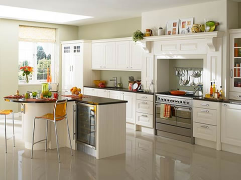 Types of kitchen designs different types of kitchen for Different kitchen designs