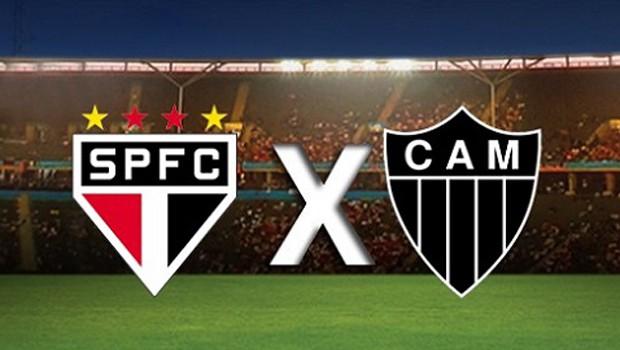 Campeonato Brasileiro São Paulo x Atletico