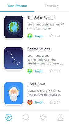 將圖像記憶閃卡製作成遊戲 Duolingo 推出 Tinycards Tinycards-02