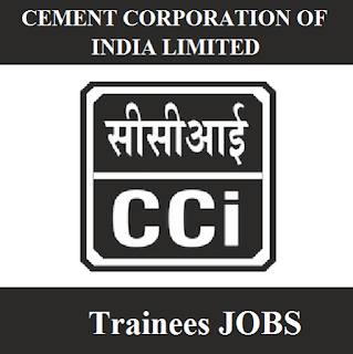 Cement Corporation of India Limited, CCI, Telangana, 12th, Trainee, Sarkari Naukri, Latest Jobs, freejobalert, cci logo