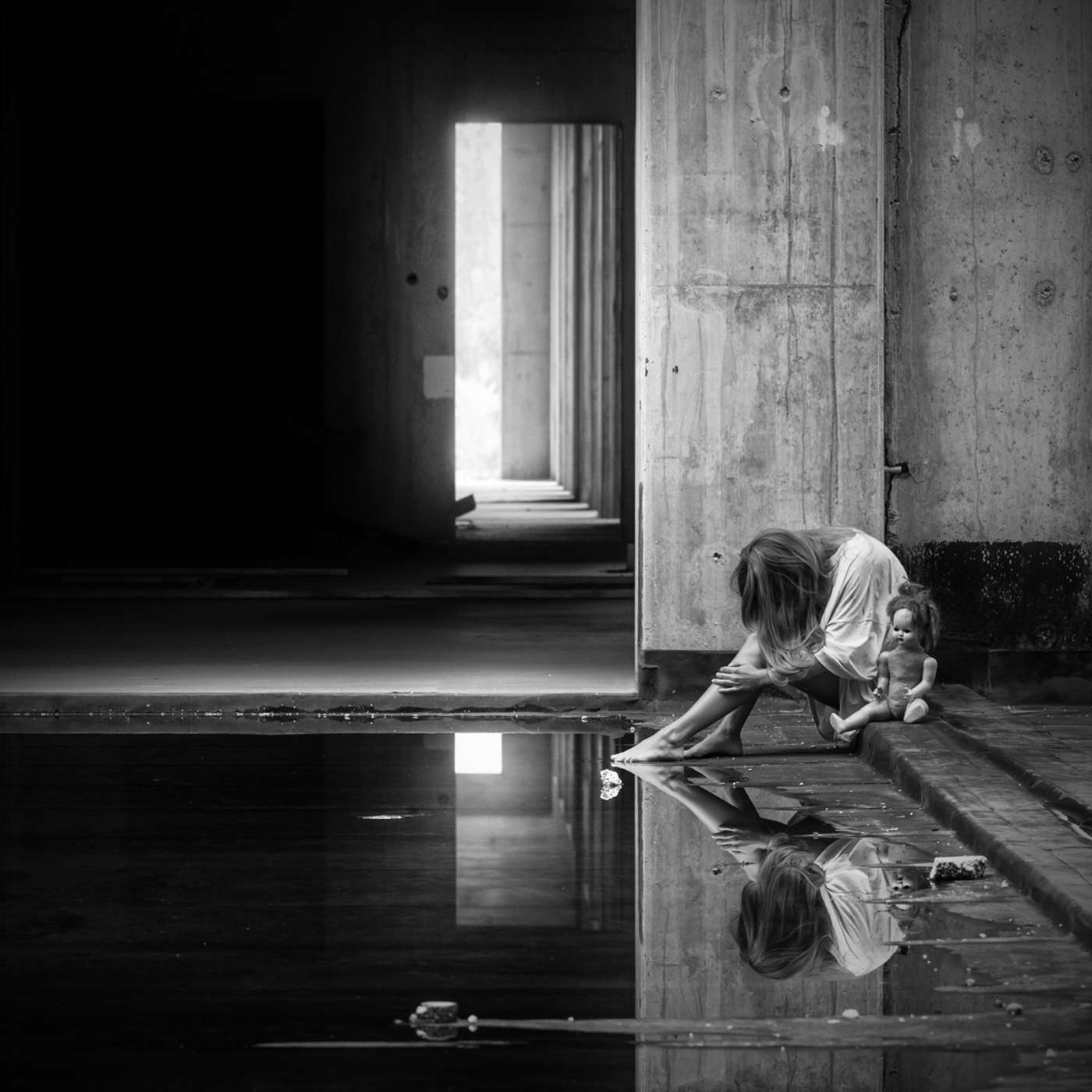 Плохой сон IV, фотограф Петер Целей