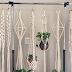 Cara Mudah Membuat Gantungan Pot Bunga Dengan Tali