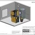 Bản vẽ thiết kế, bố trí và lắp đặt máy nén khí trục vít (Layout and installation of screw compressors - Kaeser Kompressoren)