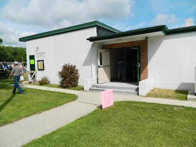Community center at Sumner Daze Festival