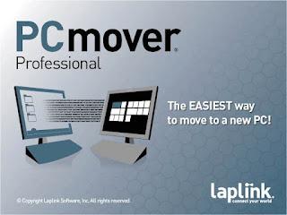 Laplink PCmover Professional 10.1.648 Full Version
