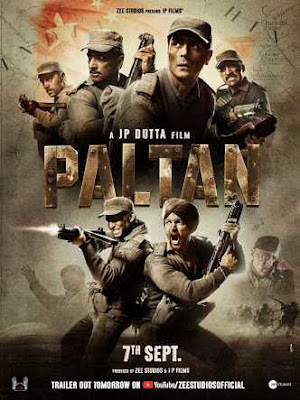 Paltan (2018) 1CD Pre-DvDRip x264 720p AAC Hindi Download | Watch Online | GDrive