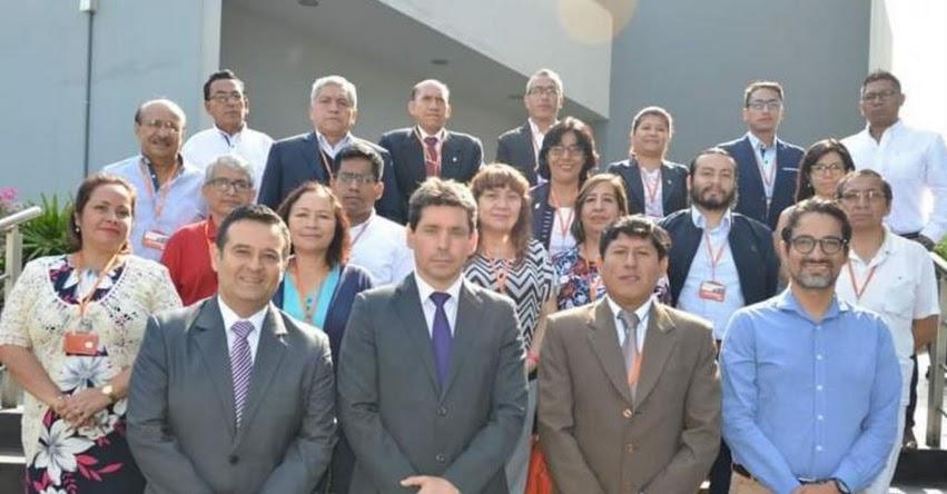 INDECOPI brinda asistencia a universidades públicas para gestionar propiedad intelectual - www.indecopi.gob.pe