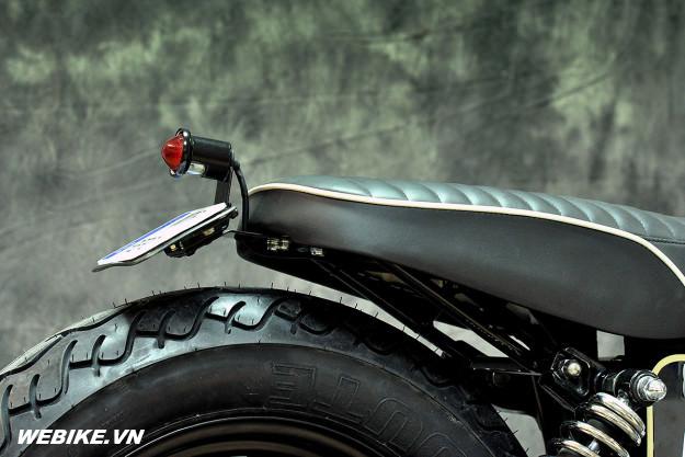 Harley Davidson Dyna độ Tracker