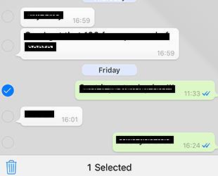 cara menarik pesan whatsapp yang terlanjur terkirim