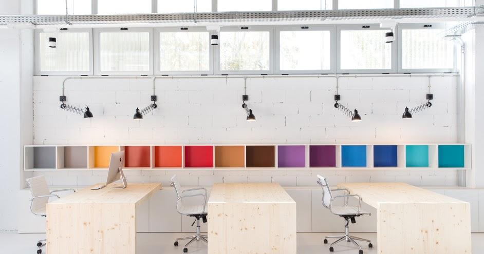 Marzua dise o de las oficinas de phformula flexibilidad for Programa diseno oficinas