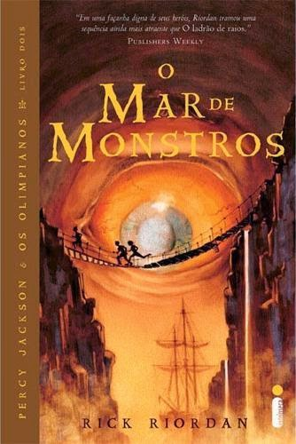 O MAR DE MONSTROS. (PERCY JACKSON)