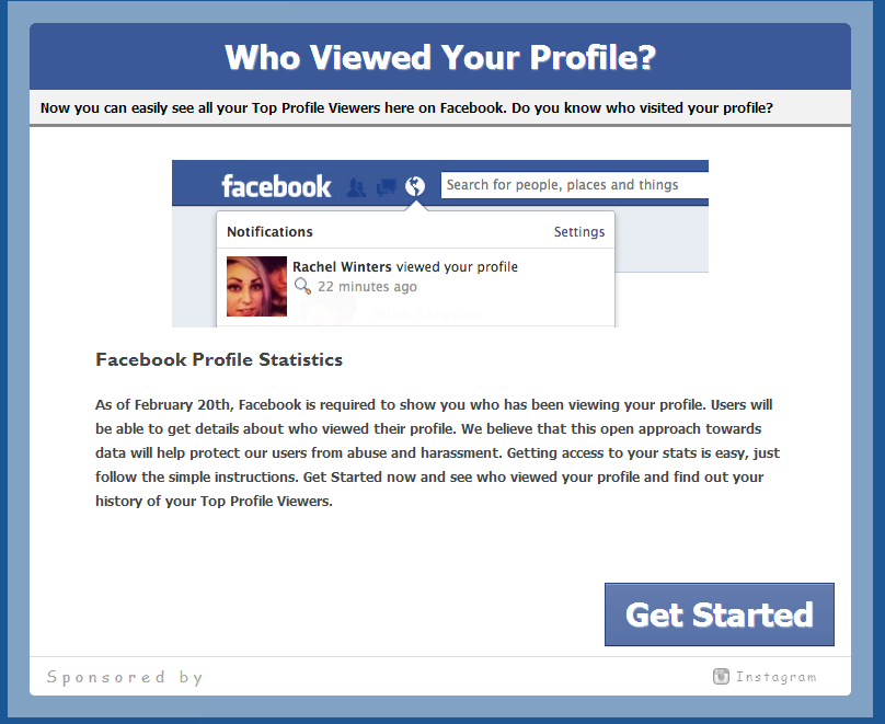 Compilation: Can You Check and See Who View Your Facebook