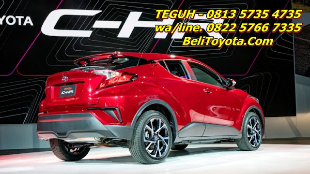 Harga Ideal Toyota C-HR Menurut Toyota Astra Motor