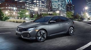 2018 Honda Civic- 2018 voitures les moins chères