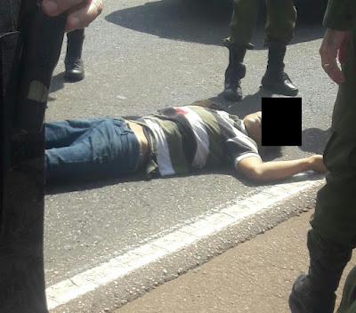 Castanhal - Homem rouba carro de policial e morre após perseguição e troca de tiros na BR-316