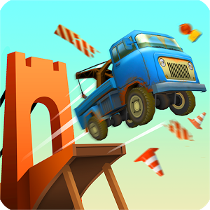 Bridge Constructor Stunts Mod APK