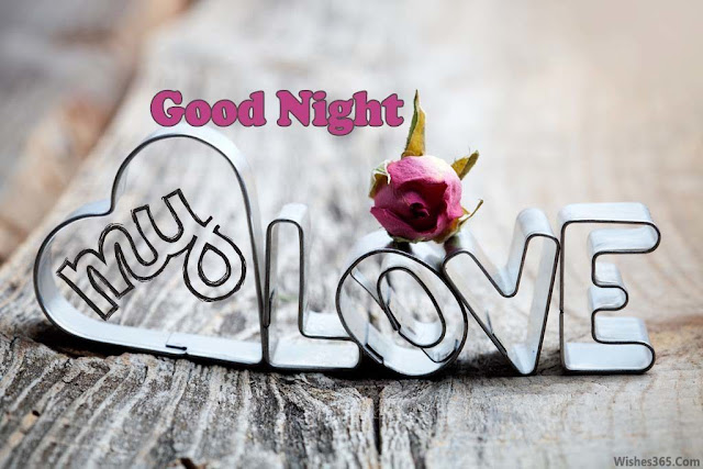 Romantic Good Night Images for Lover Free Download