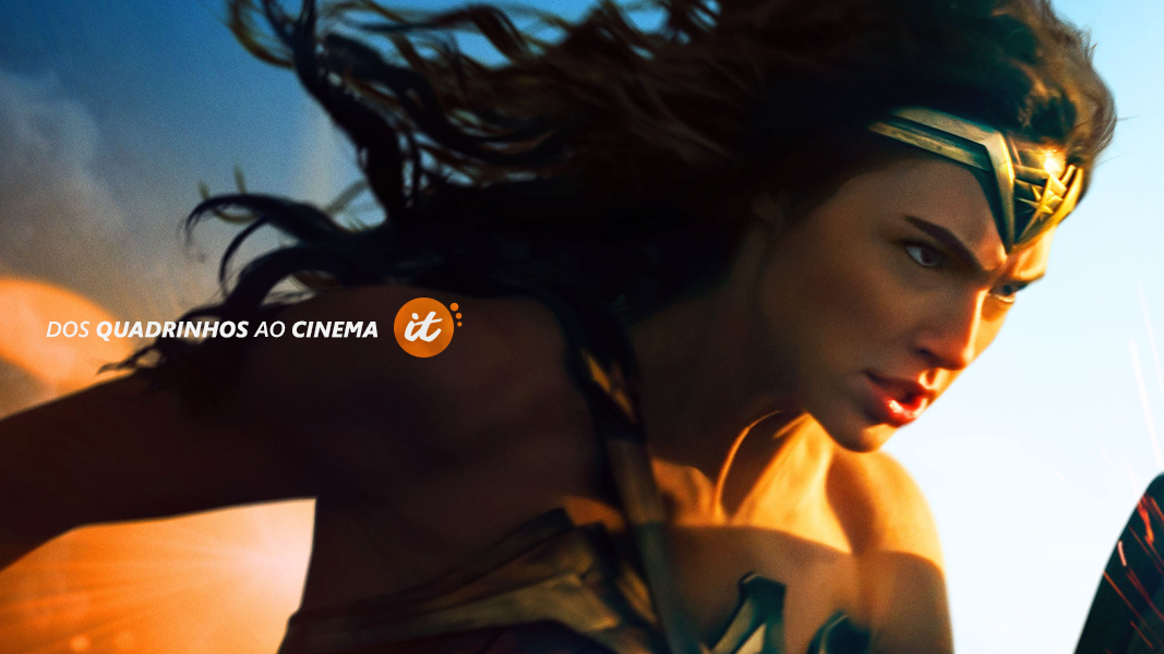 76 anos para a princesa de Themyscira ganhar um filme próprio.