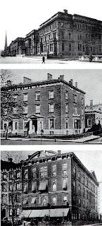mansões antigas em NY