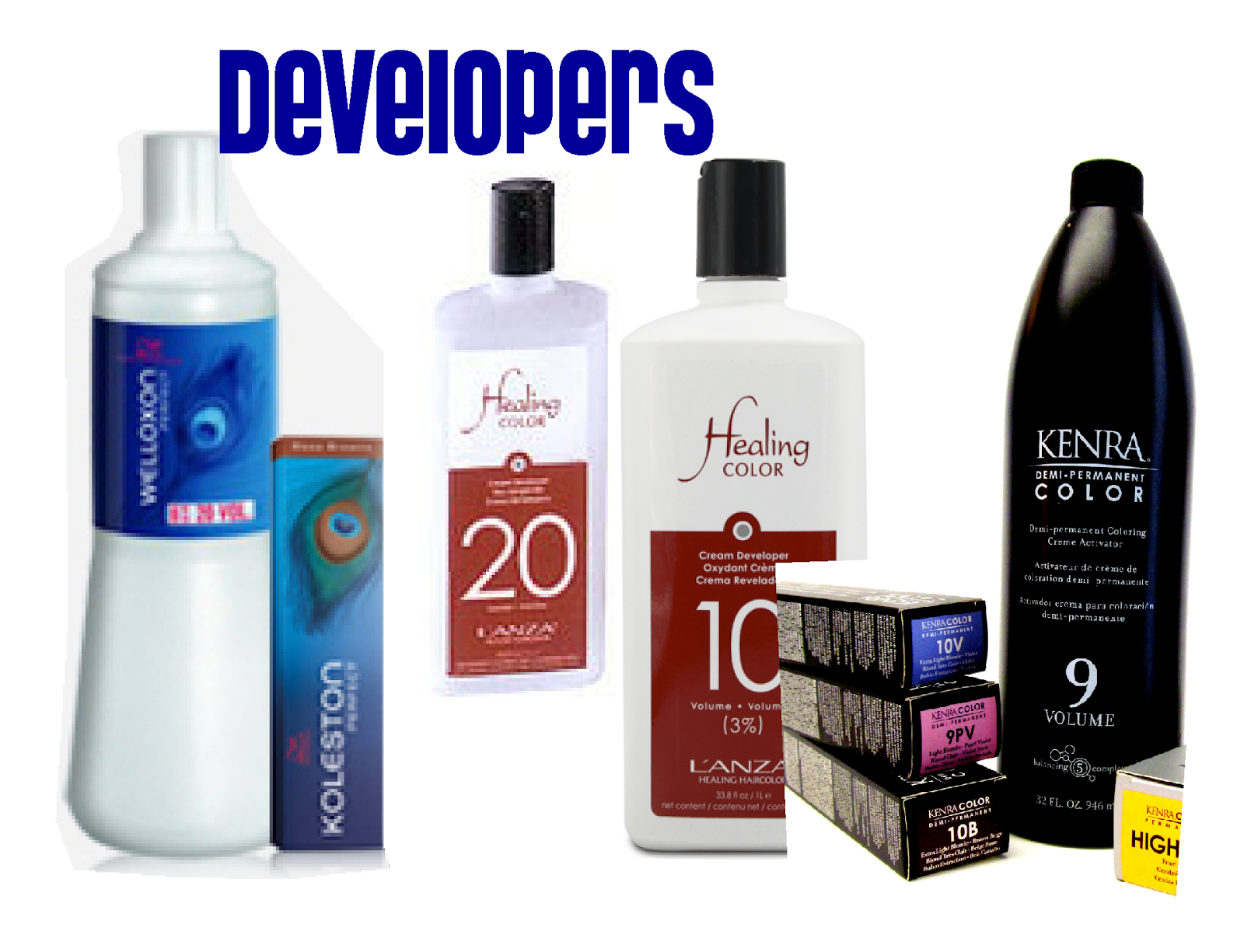 Developer Developer Which Hair Color Developer Shall We Use