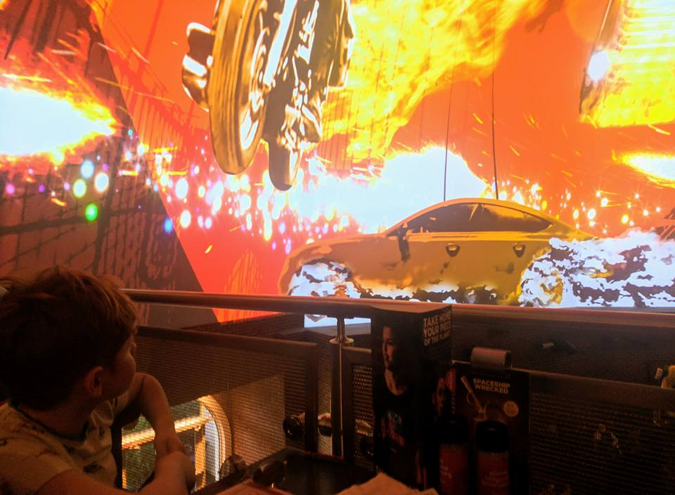 11 Things to do with Kids at Disney Springs Orlando, Florida  - Planet Hollywood Interior