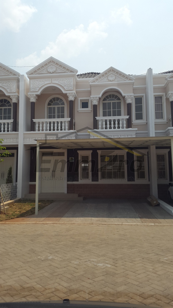 Jual Rumah Green Lake City