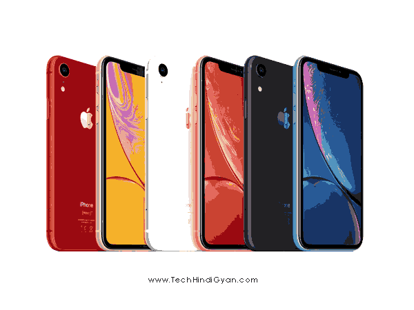 Apple iPhone XR Price and Full Phone Specifications & Features - TechHindiGyan.com