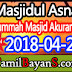 The Holy Month Of Sha'ban By Ash-Sheikh Mufti Abdullah (Hashimi) Jummah 2018-04-20 at Masjidul Asna Jummah Masjid Akurana