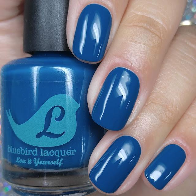 Bluebird Lacquer - Quid Bro Quo