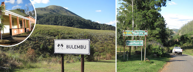 Bulembu Border, Piggs Peak Road