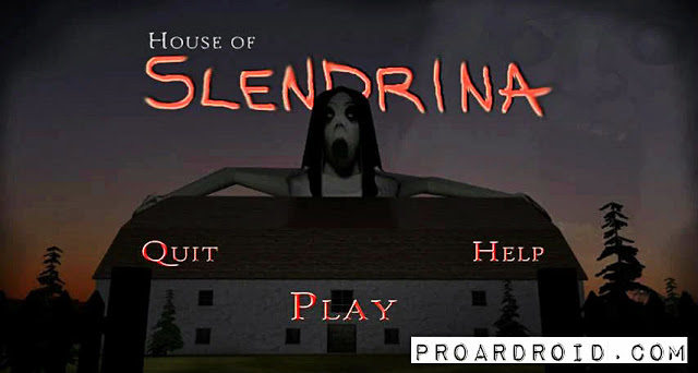 لعبة الرعب House of Slendrina v1.4.4 كاملة للأندرويد (اخر اصدار) logo