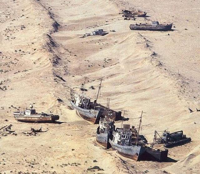 Картинки по запросу пересыхание Арала за последние 100 лет