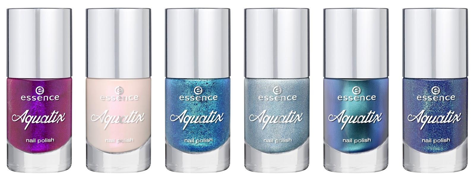 essence aquatix – nail polish