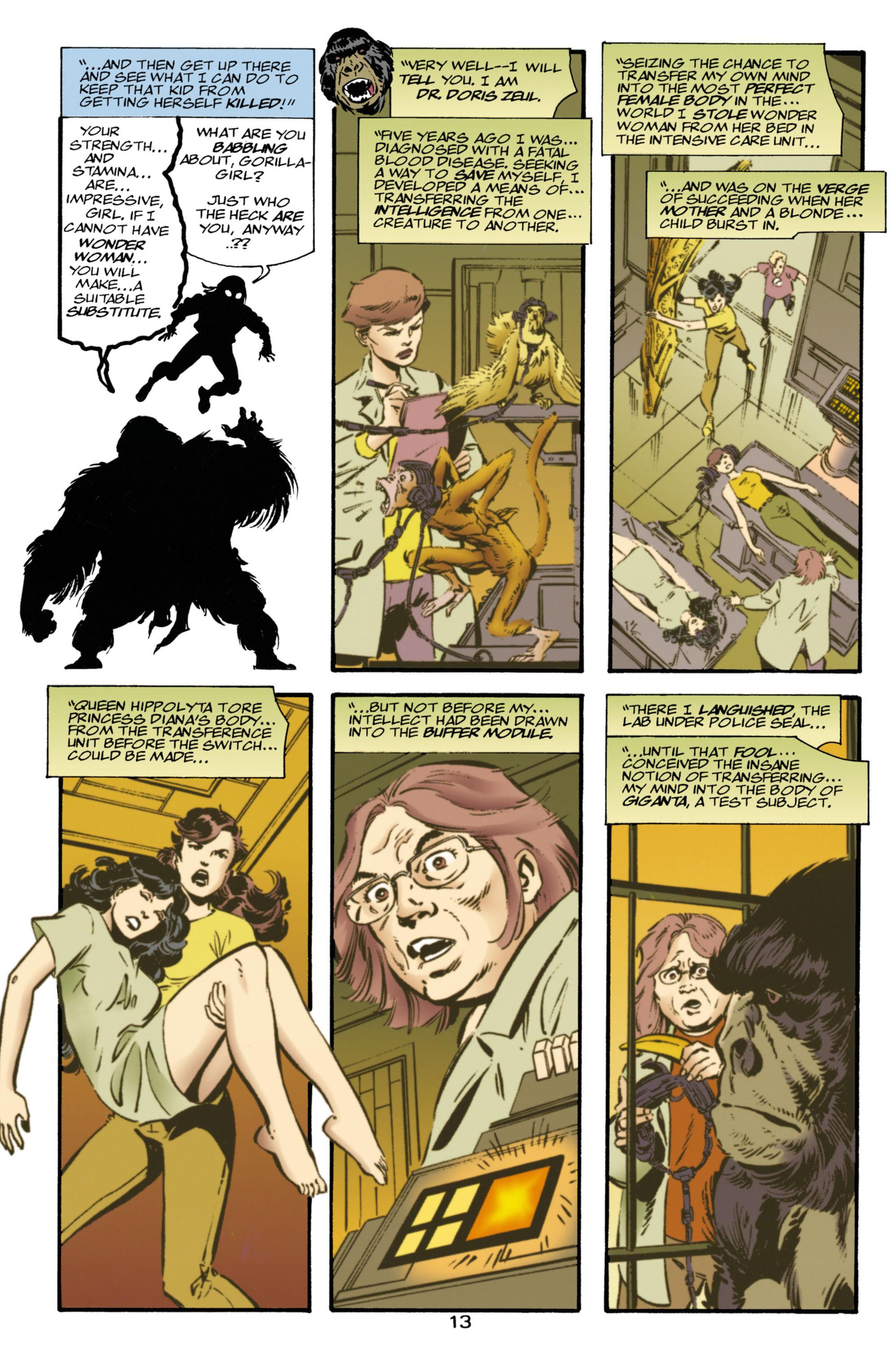 Read online Wonder Woman (1987) comic -  Issue #136 - 14