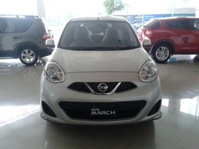 Promo Kredit Nissan March 2017