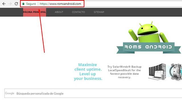 contar con el HTTPS activo en tu blog