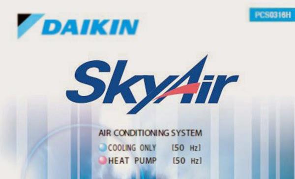 Tổng hợp catalogue máy lạnh Daikin mới nhất