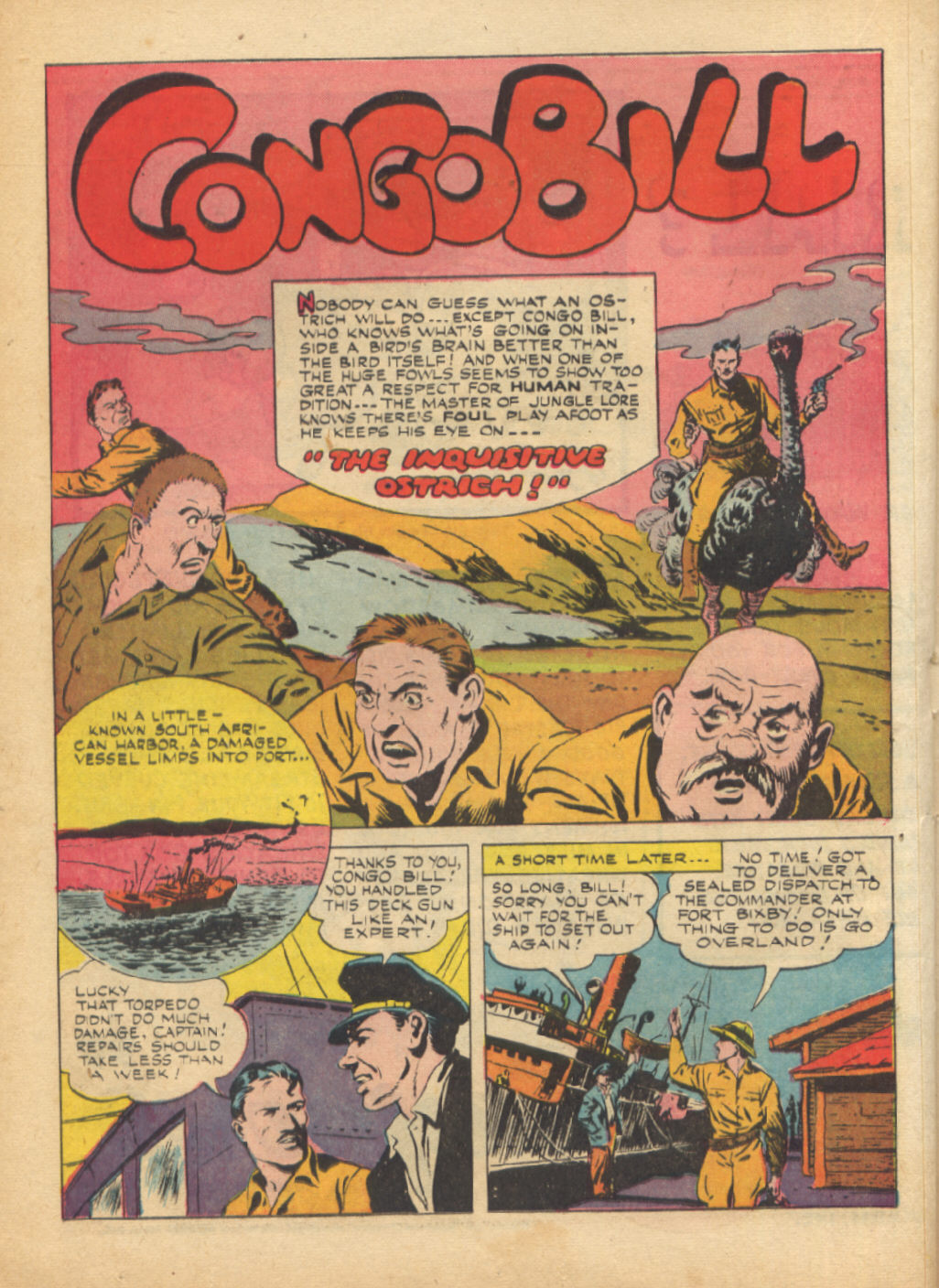 Read online Action Comics (1938) comic -  Issue #64 - 35