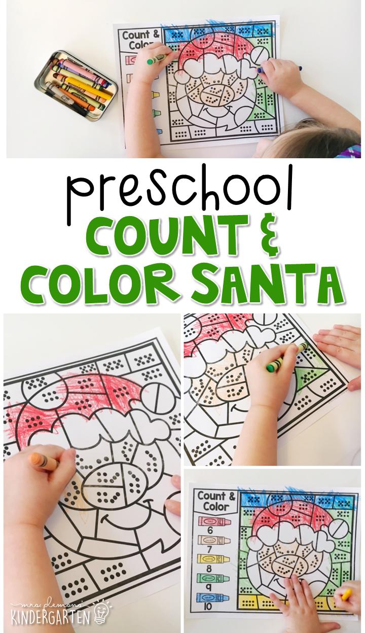 Preschool: Christmas {Week 1} - Mrs. Plemons\' Kindergarten